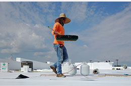Commerical Roof Maintenance