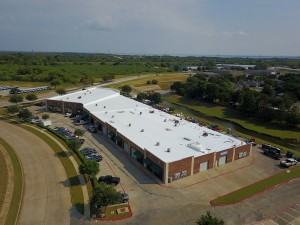 roofing commercial dallas